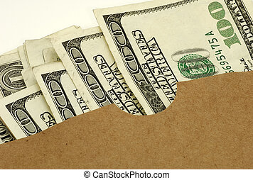 Money in a Paperbag