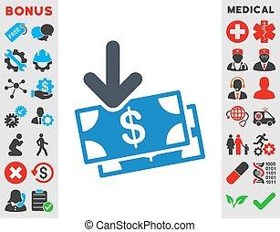 Money Income Icon