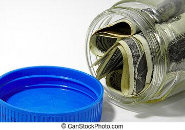 Money Jar 2