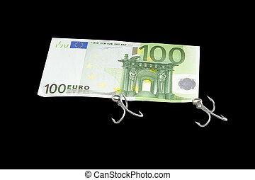money lure
