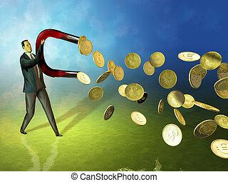 Money magnet