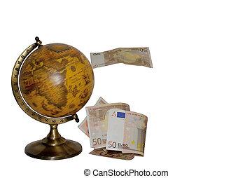 Money makes the world go round 1