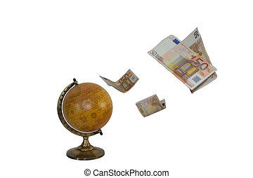 Money makes the world go round 2