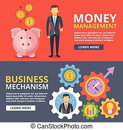 Money management,business mechanism - Money management,...