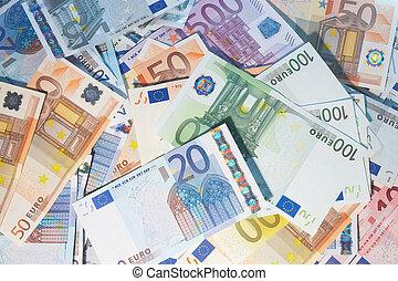 money, money, money - pile of money