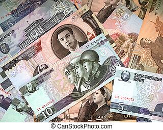 Money North Korea
