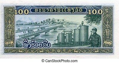 Money of Laos
