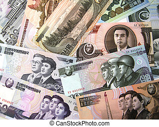 Money of North Korea