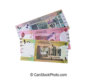 Money of Sudan.