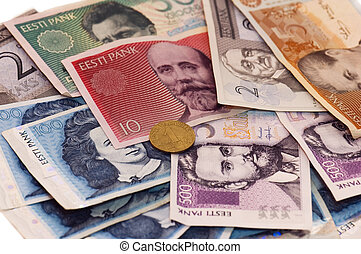 Money of the Estonian republic