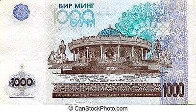 Money of Uzbekistan