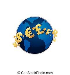 Money of world
