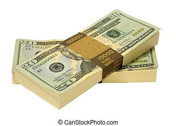 Money - Stack of Money