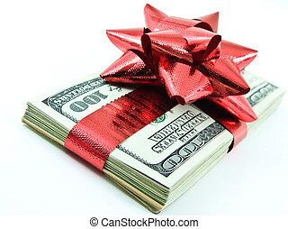 money - christmas money