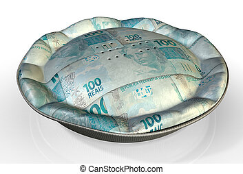 Money Pie Brazilian Real