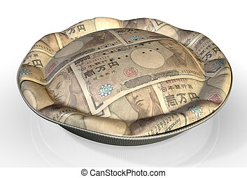 Money Pie Japanese Yen