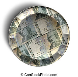 Money Pie Swedish Kronor