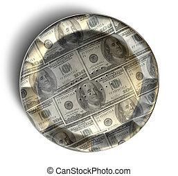 Money Pie US Dollar