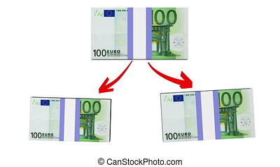 money pyramid (Euro version)