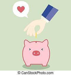 Money saving for my future
