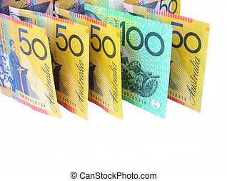 money - australian money cash