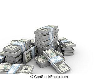 Money strack