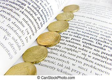 money text