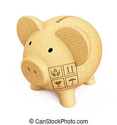 Money Transfer Concept