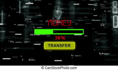 Money transfer online