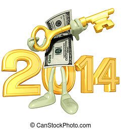 Money With The Year
