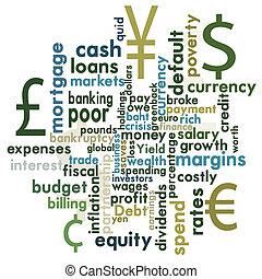 money word graphic