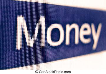 MONEY Word