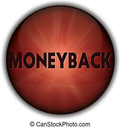 MONEYBACK red button badge.