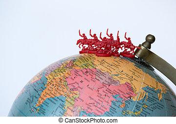 Mongol horde