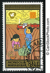 children and agriculture