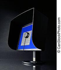 Monitor calibration - Calibration of LCD monitor for graphic...
