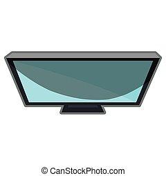 monitor desktop computer icon