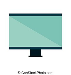 monitor desktop computer icon