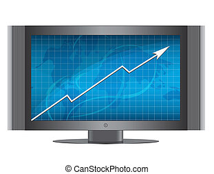 Monitor growth graph