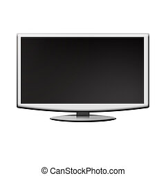 monitor televisão, lcd