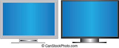 monitors - computer monitor front