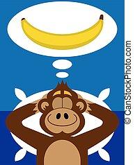 Monkey Banana Dream