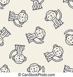 monkey doodle
