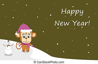 Monkey new year.eps