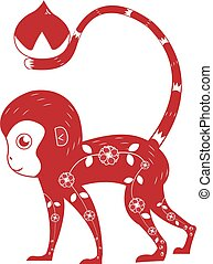 Monkey - Year of monkey