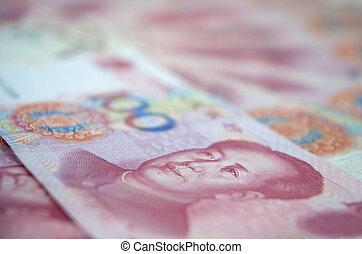 monnaie, chinois