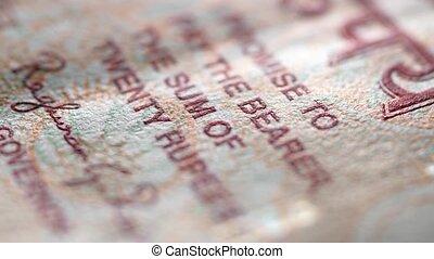 monnaie, indien