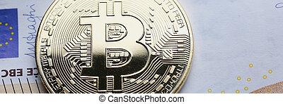 monnaie, monnaie, crypto, bitcoin
