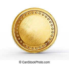 monnaie, or
