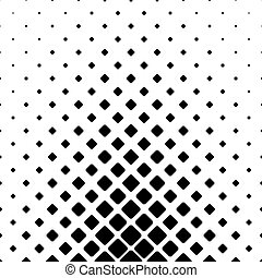 Monochromatic abstract square pattern background - geometric...